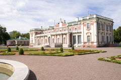Kadriorg Palace, Tallinn, Estonia Stock Images