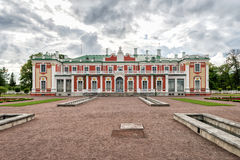 Kadriorg Palace in Tallinn, Estonia Royalty Free Stock Image