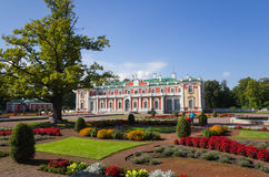 Kadriorg palace Stock Photos