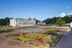Kadriorg palace Royalty Free Stock Photography