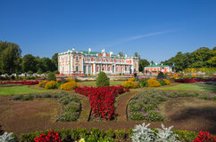 Kadriorg palace Stock Images