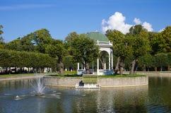 Kadriorg park Royaltyfri Bild