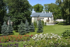 Kadriorg park Catherine's Valley in Tallinn, Estonia Royalty Free Stock Photography