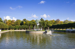 Kadriorg park Royalty Free Stock Photography