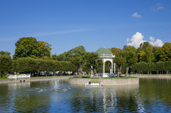 Kadriorg park Royalty Free Stock Photos