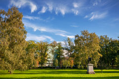 Kadriorg. Tallinn, Estonia Royalty Free Stock Photography