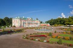 Kadriorg slott Royaltyfri Foto