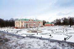 Kadriorgpaleis en Art Museum In Tallinn Royalty-vrije Stock Foto's
