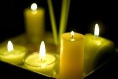 kadzidłowa aromat terapia Zdjęcie Stock