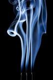 Kadzidłowy dymny abstrakt Fotografia Royalty Free