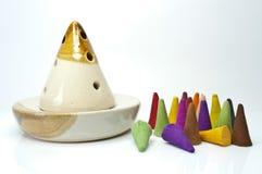 Kadzidłowy aromat. Obrazy Stock