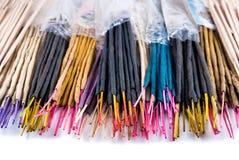 kadzidłowy indyjski naturalny Zdjęcia Stock