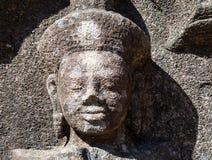 Kadziowa Phou, Wata Phu świątynia w południowym Laos - obraz royalty free