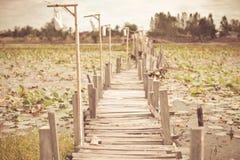 Kae tamy most zdjęcie stock