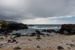 Kaena Point, Oahu Royalty Free Stock Image