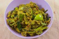Kaeng Hor , Northern mixed curry Royalty Free Stock Photos