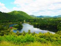 kaeng krachan国家公园 库存照片