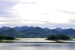 kaeng krachan εθνικό πάρκο Στοκ εικόνα με δικαίωμα ελεύθερης χρήσης