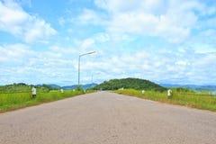 Kaeng Krachan水坝 库存图片