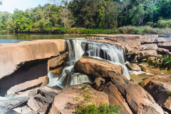 Kaeng sopha waterfall Royalty Free Stock Image