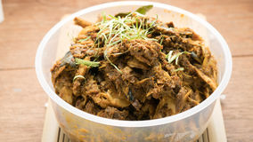 Kaeng Tai Pla Thai Southern Food. Kaeng Tai Pla Most Famous of Thai Southern Food Stock Image