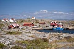 Kaeringoen in Zweden stock afbeeldingen