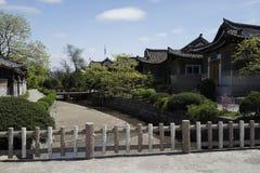 Kaeson, Corée du Nord Photos stock