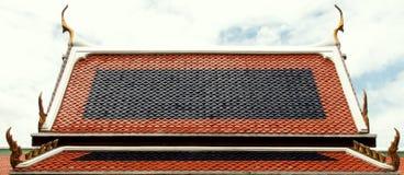 Kaew Banguecoque Tailândia do phra de Wat do pavilhão do telhado Imagem de Stock Royalty Free