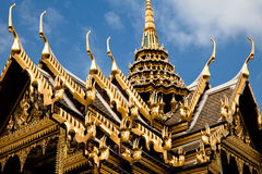 Kaew de Wat Phra Fotos de Stock Royalty Free