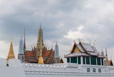 Kaew di phra del wat del tempio della Tailandia Immagini Stock Libere da Diritti