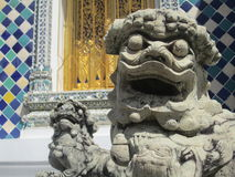 Kaew di pra di Wat Immagine Stock Libera da Diritti