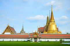 Kaew di pra di Wat, grande palazzo, Bangkok, Tailandia. Fotografia Stock Libera da Diritti