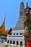 Kaew do pra de Wat, Banguecoque, Tailândia Imagem de Stock Royalty Free