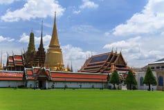 Kaew do pra de Wat, lugar grande real Fotografia de Stock
