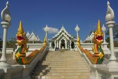 Kaew Grovaram Temple in Krabi Town, Thailand Royalty Free Stock Photo