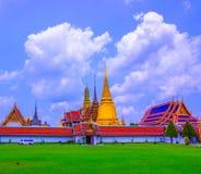 Kaew magnífico del phra del palacio y del templo jpg imagenes de archivo