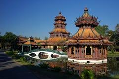 kaew pawilonu phra Thailand Zdjęcie Royalty Free