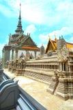 kaew phra寺庙wat 库存图片