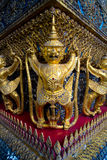 kaew phra泰国wat 免版税库存图片