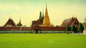 Kaew Thailand för Bangkok watpra Royaltyfri Fotografi