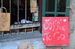 Kafé i Ipoh Royaltyfria Foton