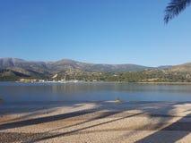 Kafalonia Ελλάδα Στοκ Φωτογραφία