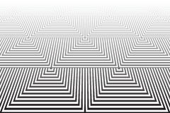 Kafelkowa textured powierzchnia tło geometrycznego abstrakcyjne Zdjęcia Royalty Free
