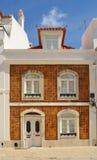 Kafelkowy dom w Cascais Portugalia Zdjęcie Royalty Free