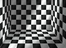 Kafelkowy pokój Zdjęcia Stock