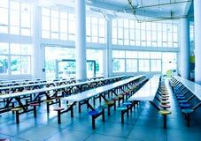 kafeteriaskola Arkivbild