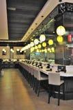 kafeteriasushi Royaltyfri Bild
