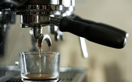 Kaffe är det bästa vila stället arkivfoton