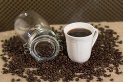 kaffe 01 Royaltyfri Fotografi