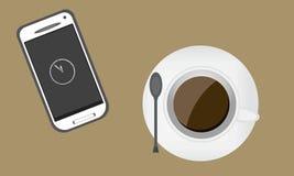 Kaffe Fotografering för Bildbyråer